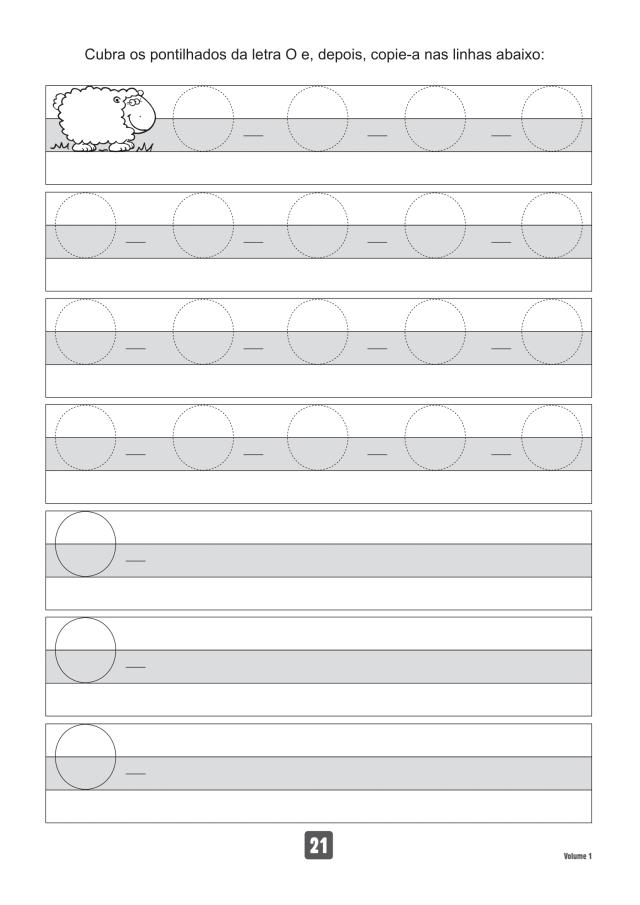 VOLUME1-21 49 Atividades de caligrafia letra bastão
