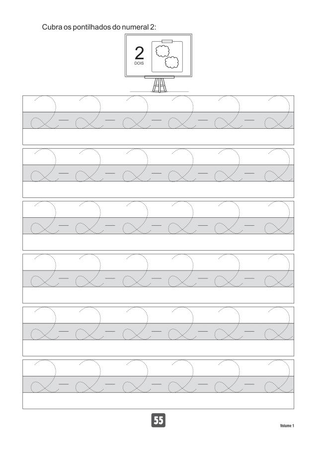 VOLUME1-55 49 Atividades de caligrafia letra bastão