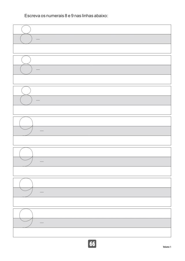 VOLUME1-66 49 Atividades de caligrafia letra bastão