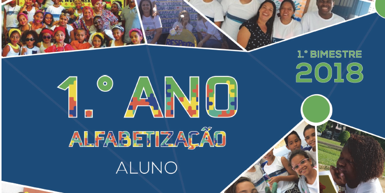 Cadernos Pedagógicos prefeitura do Rio 2018