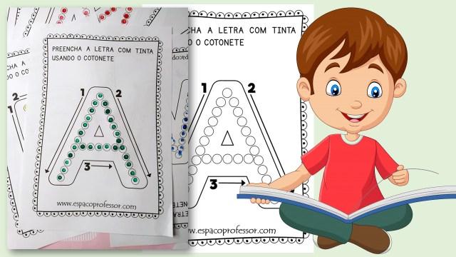 Alfabeto para autistas em pdf