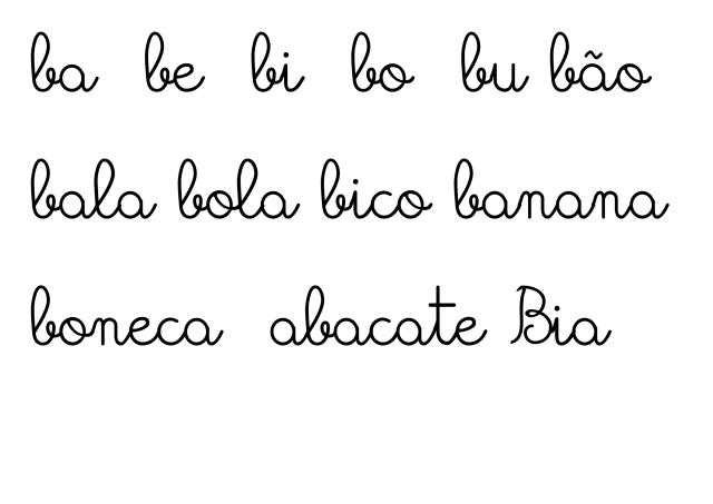 pdf-letra-3 Fonte letra cursiva para baixar