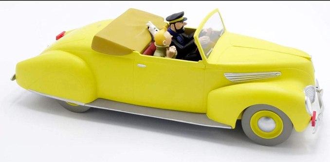 Els cotxes a LES 7 BOLES DE CRISTALL