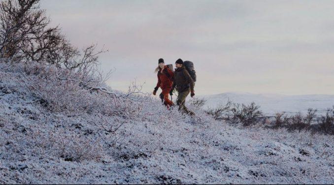 jaqueta per trekking i senderisme