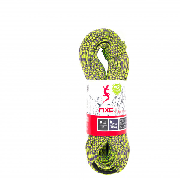 CORDES DOBLES FIXE - Rope Fanatic Dry Ø 8,4 mm