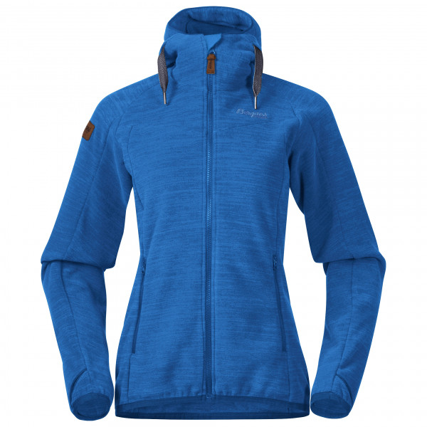 BERGANS Women's Hareid Fleece Jacket
