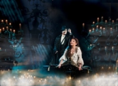 1097-1804-Peter Jöback as The Phantom and Sofia Escobar as Christine in The Phantom of the Opera. Photo Credit Michael Le Poer Trench (2)