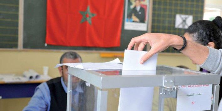 الانتخابات المغربية 2021