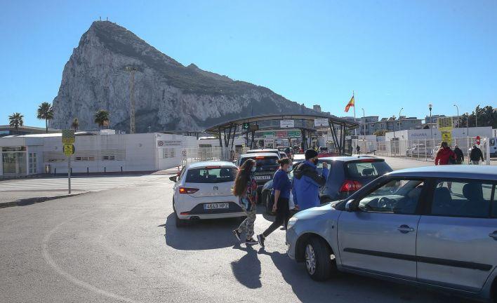 صورة مدخل جبل طارق