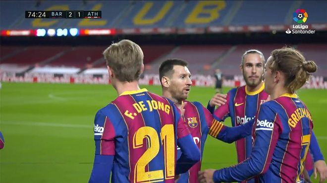 برشلونة يستعد للقتال في ثلاث واجهات