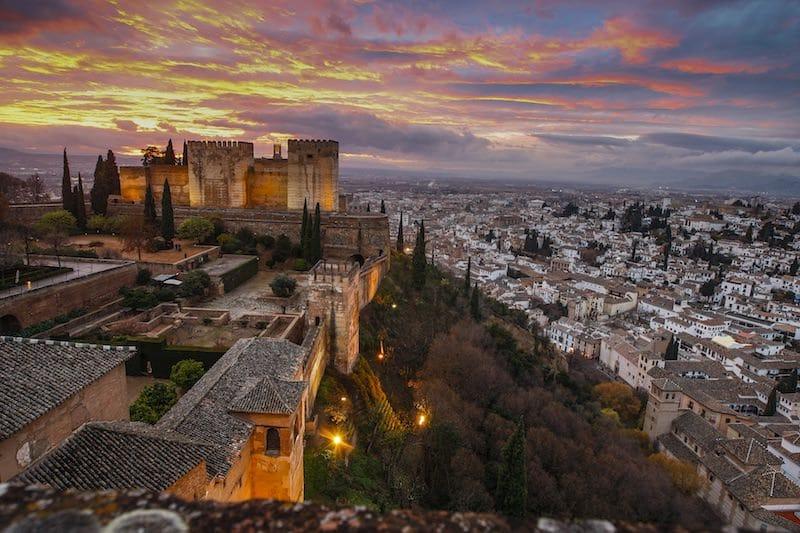 Rezultate imazhesh për Granada, Spanjë