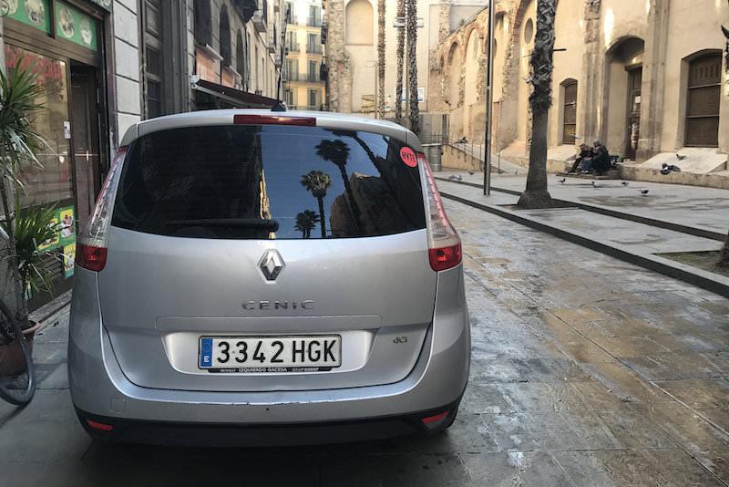 10 slimme tips bij een auto huren in Spanje