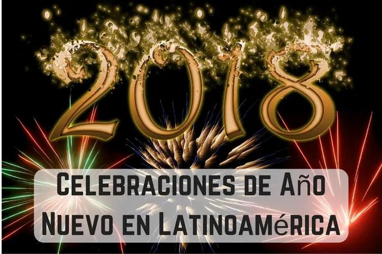 Ano nuevo en Latin America