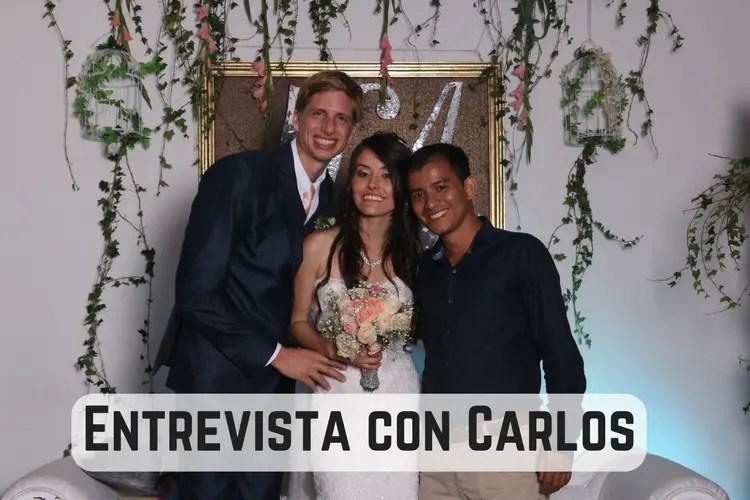 Episodio 068 – Entrevista Con Carlos de Colombia: Ejercicio De Escucha