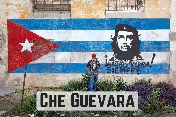 Historia de Che Guevara