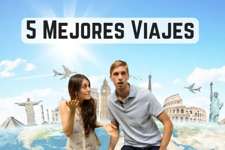 Episodio 103 – Nuestros 5 Mejores Viajes