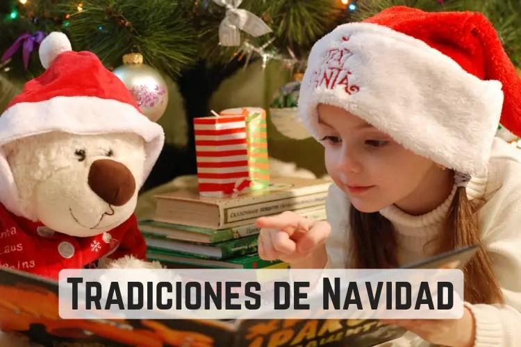tradiciones de Navidad