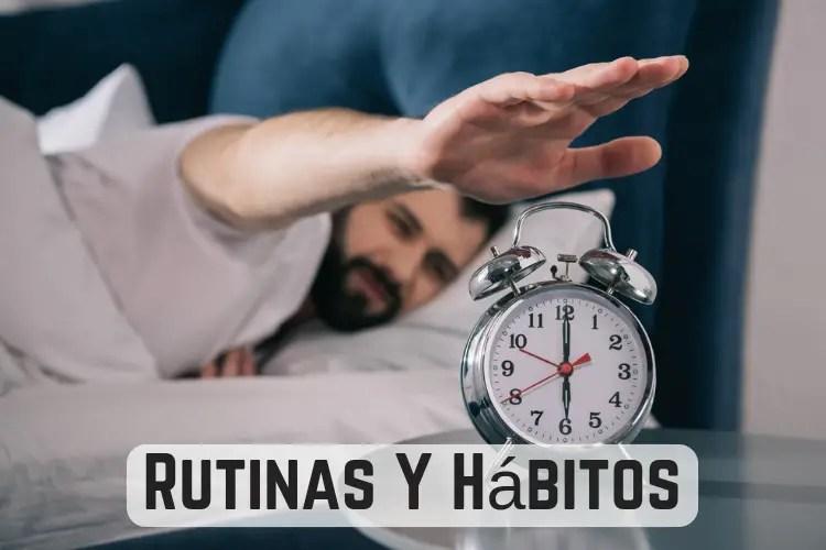 rutinas y habitos