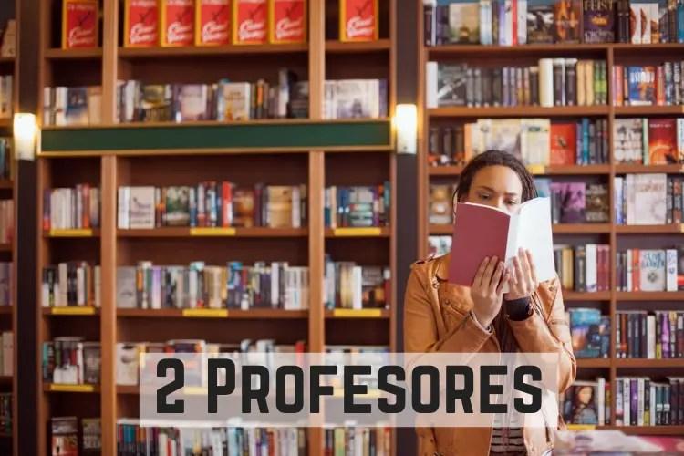 2 Profesores