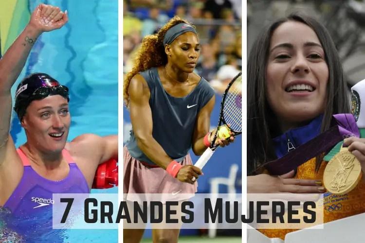 7 Grandes Mujeres