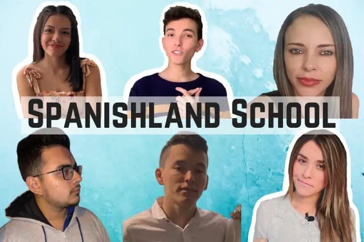 Spanishland School Team