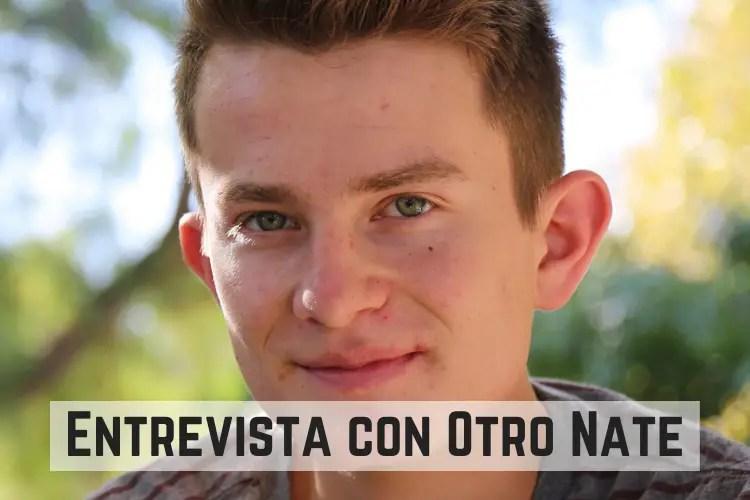 Nate entrevista
