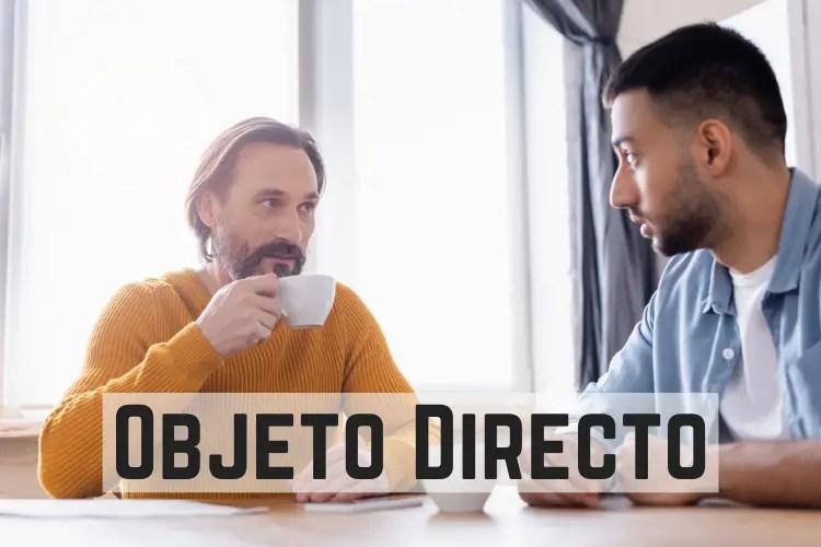 Objeto Directo en Espanol