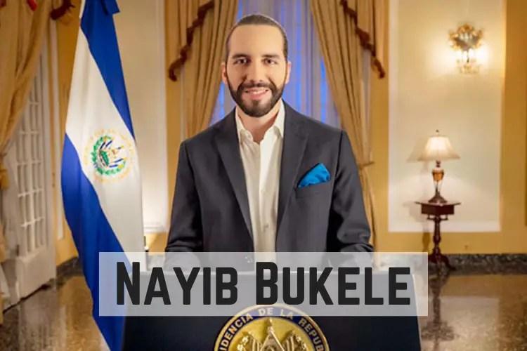 Nayib Bukele
