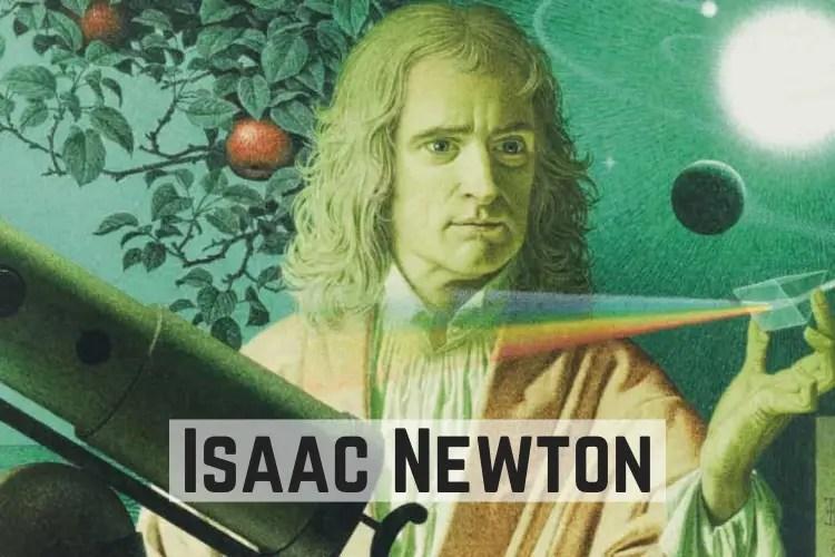 Isaac Newton in Spanish
