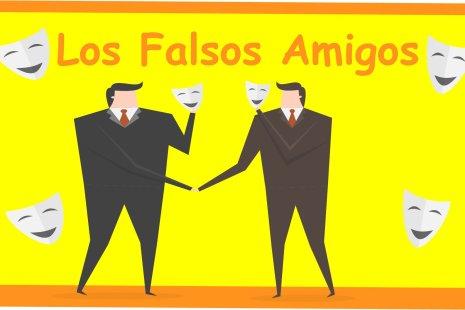falsos amigos