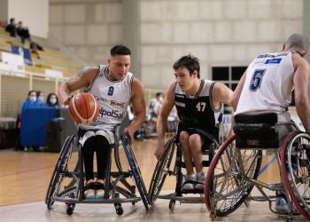 Briantea84 basket in carrozzina