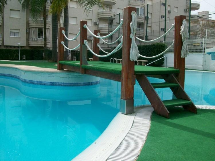 Apartamentos en Grao de Gandia  TROPICANA PARK 4942 ALQUILER SOLO A FAMILIAS