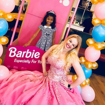 Barbie Parties