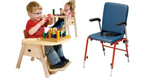 disability furniture chairs woodworking rocking chair design special needs especial seating
