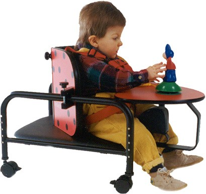 special needs chairs outdoor furniture fire pit table and ladybug corner chair positioning especial