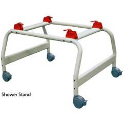 Otter Bath Chair Fishing Portable Bathing System Especial Needs Shower Stand F02521 508 95
