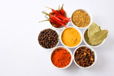 Especias y Condimentos, la esencia en la materia prima