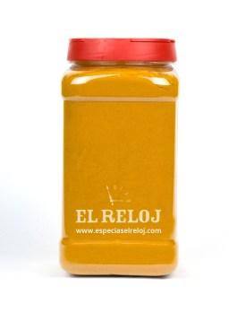 Venta y distribución de cúrcuma molida. Especias y condimentos El Reloj
