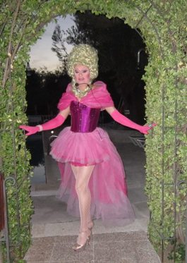 Show drag queen para bodas Madrid