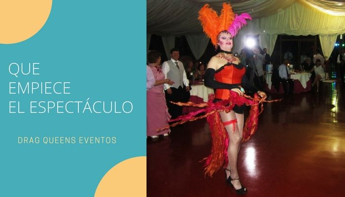 Shows drag queen para eventos