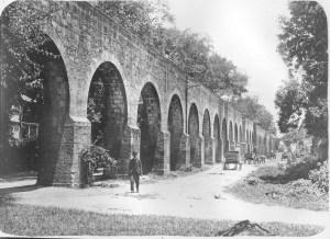 Acueducto, 1890-1900