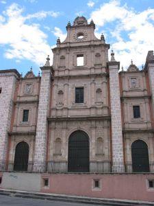 Templo de Cristo Rey, antes Capilla de Nuestra Señora de las Nieves o Soterraña