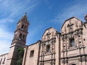 Sagrario Metropolitano de Santa Catalina de Sena, conocido como Las Monjas