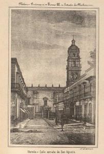San Agustín, México Pintoresco, Tomo III, entre 400-401