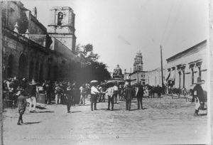 Calle Bartolomé de las Casas