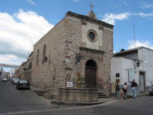 Capilla del Santo Niño, Morelia