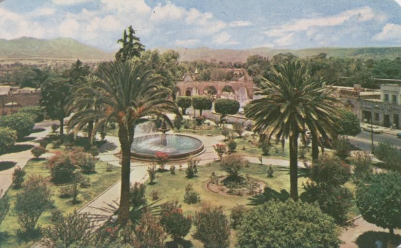 Jardín Manuel Villaongín