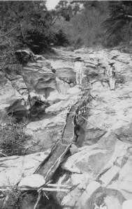 acueducto de canoas