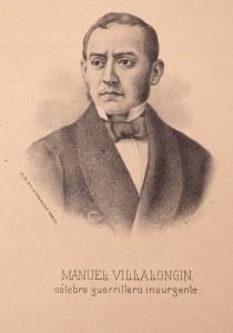Manuel Villalongin 18 de marzo de 1893