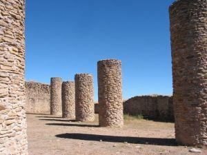 El salón de las columnas